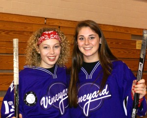 Vineyard Girls High School Hockey