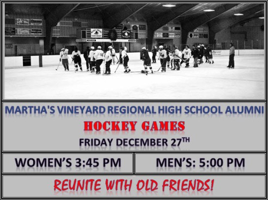 Alumni Hockey Games